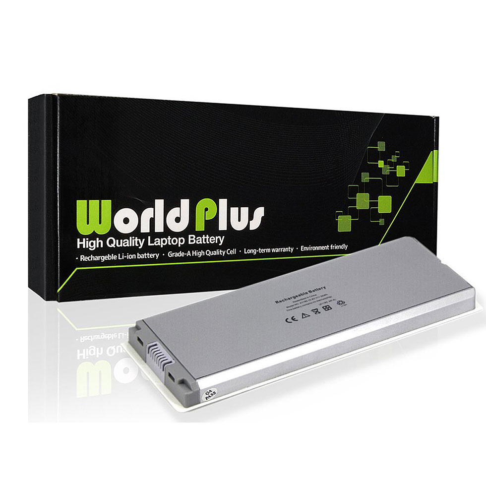 WorldPlus(ワールドプラス) BT-MB13WH-06-E09A1185 旧MacBook13インチ ポリカ ホワイト 初代/Late2006/Mid2007/Late2007/Early2008/Late2008/Early2009 (B00VWV9X0E)